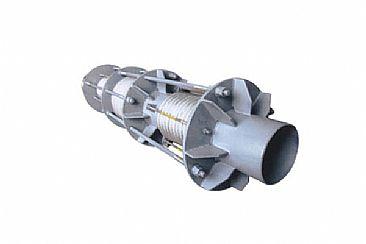 直管压力平衡型脱硫补偿器